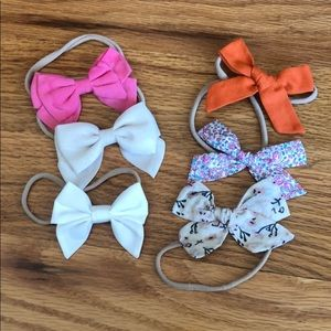 Little Poppy Co bow bundle